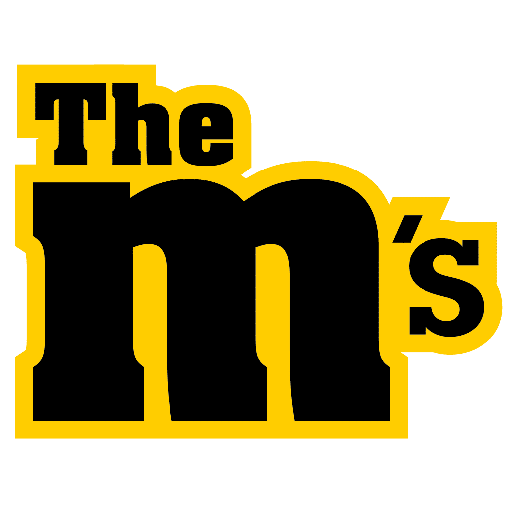 TheMs logo